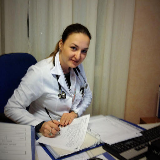 Dott.ssa Tamar Chlikadze
